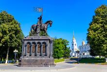 Monument To Founder Of Vladimi...