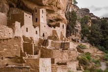 Cliff Palace At Mesa Verde Nat...