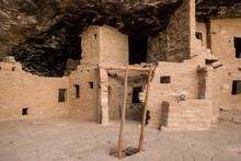 Cliff Dwelling In Mesa Verde N...