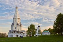 Church Of The Ascension, Kolom...