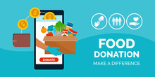 Food And Meal Donation App