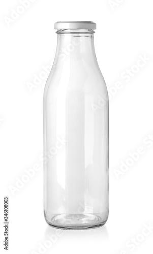 Tela empty milk bottle