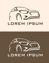 Car Logo Design With Concept S...