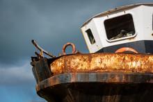 Rusting Fishing Boat 1