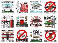 Pest Control, Insects Extermin...