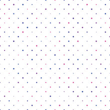 Seamless Polka Dot Pattern. Pi...