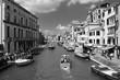 Venedig in schwarz und weiß