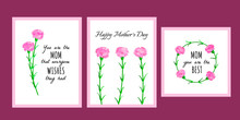 Mothers Day Card Bundle With P...