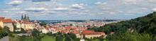 Panoramic View Onto Traditiona...