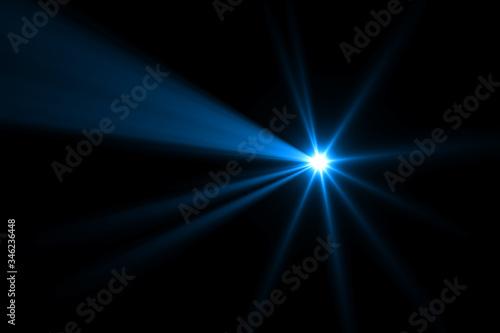 Fototapeta Abstract backgrounds lights (super high resolution)