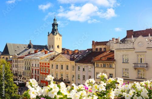 Fototapeta Lviv obraz