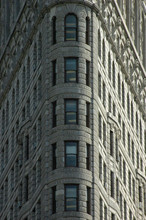 Low Angle View Of Flatiron Bui...
