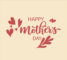 Happy Mother's Day Vector | Be...
