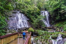 Magnificent Anna Ruby Falls In...
