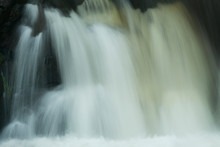 Silky Water Of Cargill Falls O...