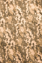 Desert Military Camouflage