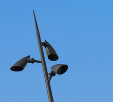 Modern Lamp Posts