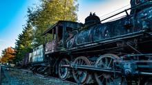 Rustic Train