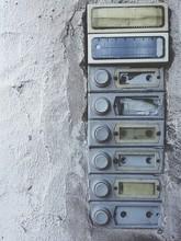 Doorbells On Wall