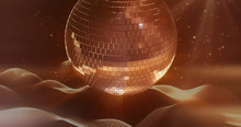 Disco Ball For Party Abstract ...