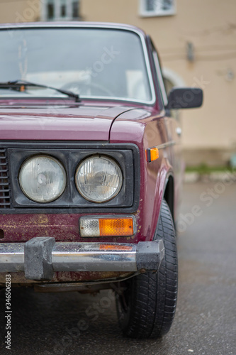 Vintage car © Lev