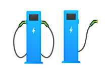 Electric Vehicle Charging Stat...