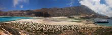 Balos Beach And Lagoon. Krete ...