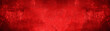 Leinwandbild Motiv Abstract dirty rustic fire red texture, trend color 2020