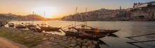 Panoramic Of Porto Cityscape I...