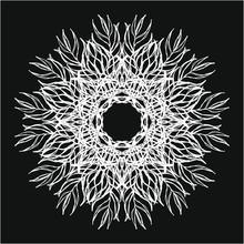 Geometric Background Print Emb...