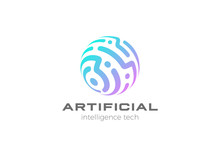 Sphere Logo Circle Abstract De...