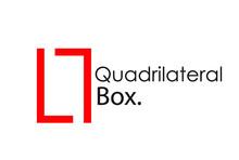 Quadrilateral Box Logo And Vec...