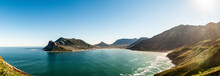 Hout Bay, Cape Town In South Africa Panoramic View
