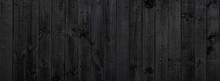 Black Wood Texture Background ...