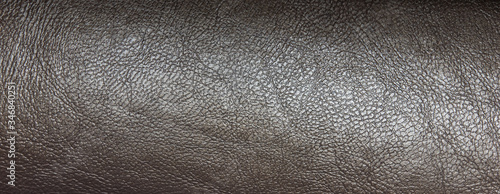 Foto Background texture of multi-colored corrugated leather with interesting colors