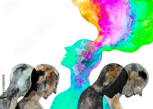 Fotografia Disegno grafico illuminazione spirituale