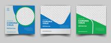 Corona Virus Campaign Poster F...