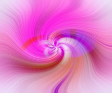 Abstract Twisted Fractal Backg...