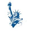 Statue of Liberty. New York, USA