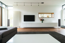 Modern Living Room In Design H...