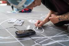 Street Art, Pavement Artist Dr...