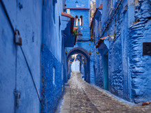 Morocco, Chefchaouen Province,...