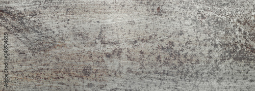 Fotomural Steel textured metal sheet with rust with traces of sanding sandpaper