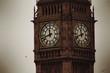 Clock Face Of Big Ben Against Sky