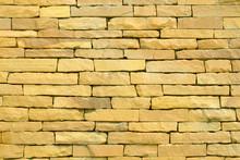Sandstone Brick Wall Texture B...