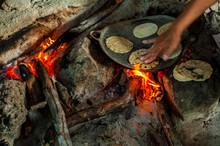 Preparación De Tortillas Case...