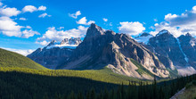 Canadian Rockies In Banff Nati...