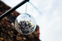 Disco Ball Hanging Outdoor