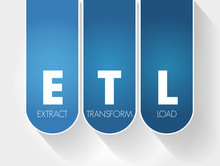 ETL - Extract Transform Load A...