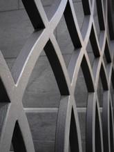Wrought-iron Grid